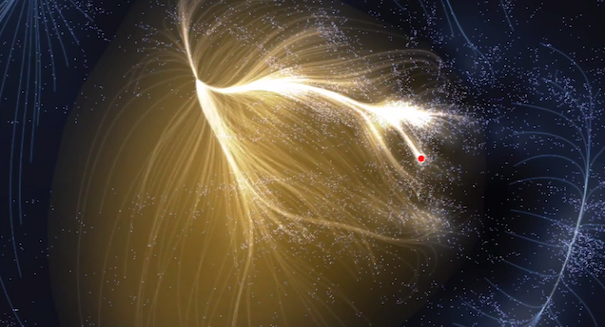 Incredible video shows how stars blast across the Milky Way