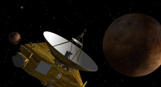 NASA returns stunning color image of Pluto